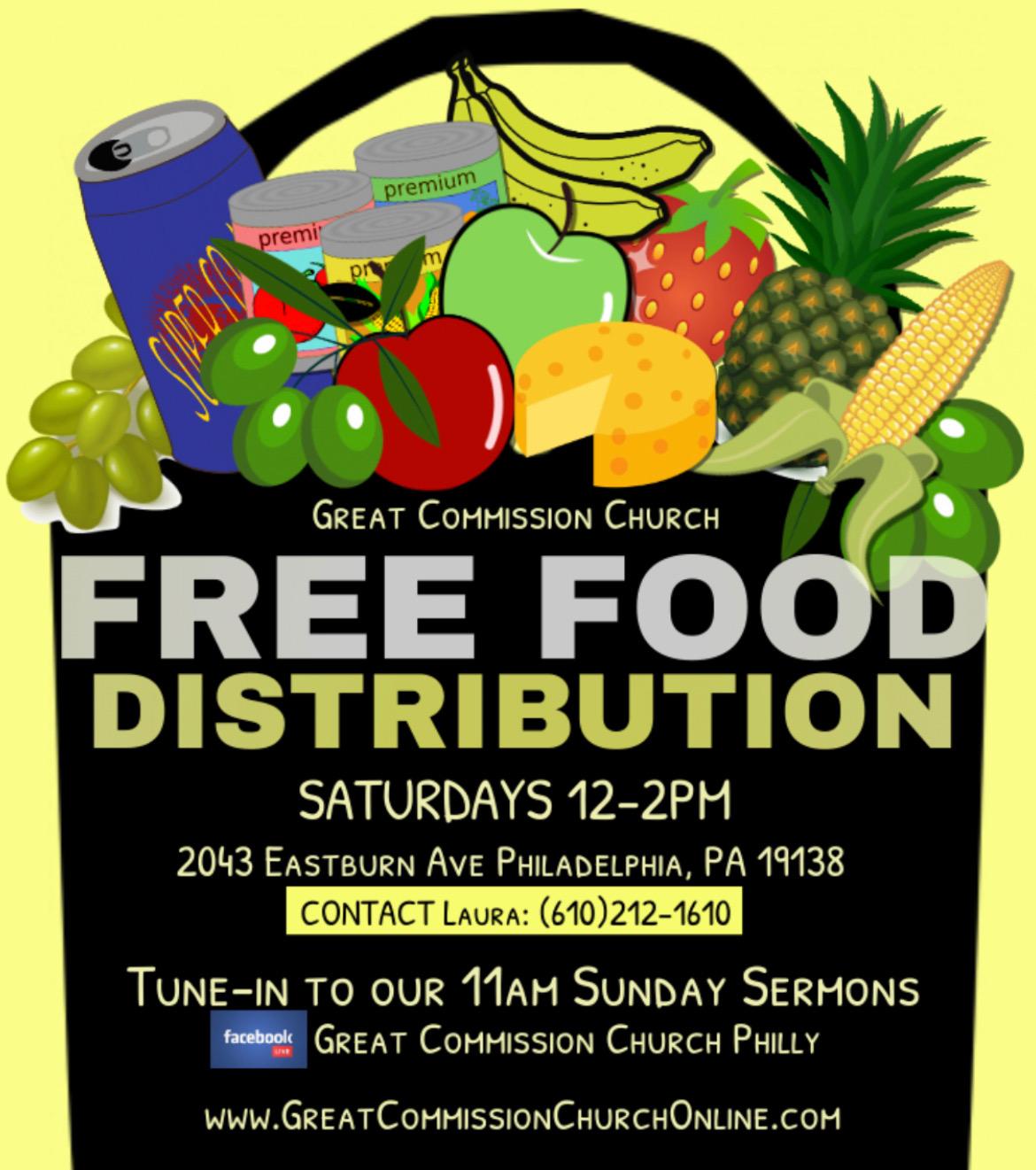 GCC Food Distribution
